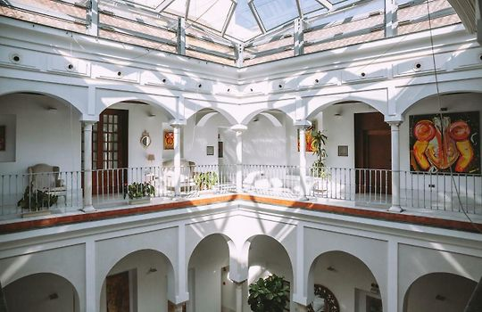 セビリア ホテル